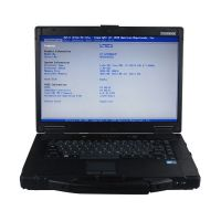Second Hand Panasonic CF52 Laptop Used for PIWS2 Tester II PIWS2 for Porsche (No HDD included)
