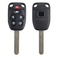 Remote Key 5+1 Buttons 313.8MHZ for Honda