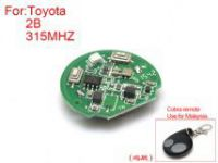 Remote Key Board 2 Buttons 315 MHZ (chicken leg) for Toyota