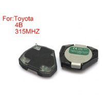 Remote Key l 4 Buttons 315MHZ MOROCCO:MR3264/200705018/POS for Toyota