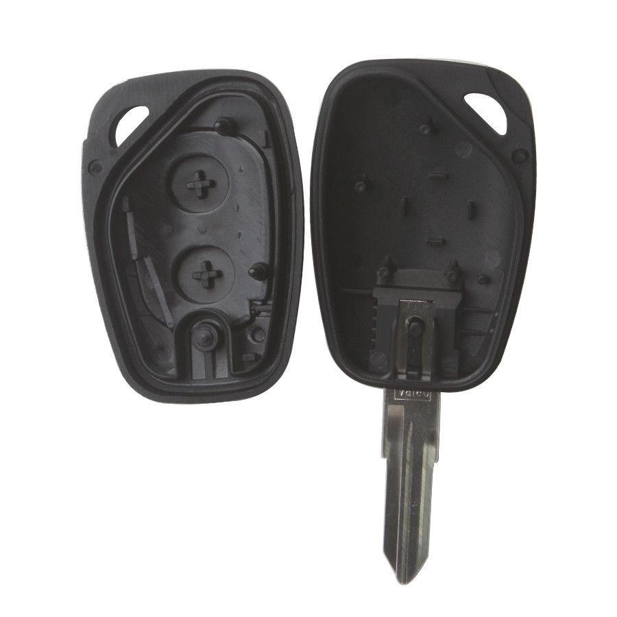 Remote Key Shell 2 Button for Renault Professional Blank Key 5pcs/lot Free Shipping