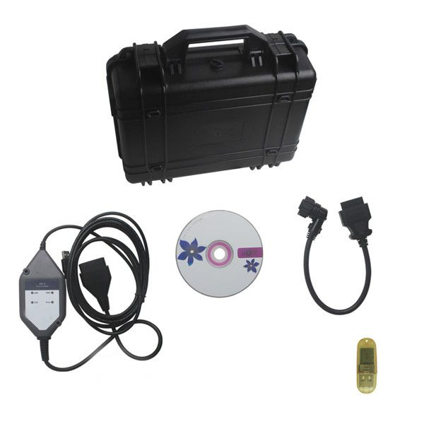 Professional SDP3 V2.17 VCI 2 Truck Diagnostic tool for Scania Support Multi-Language