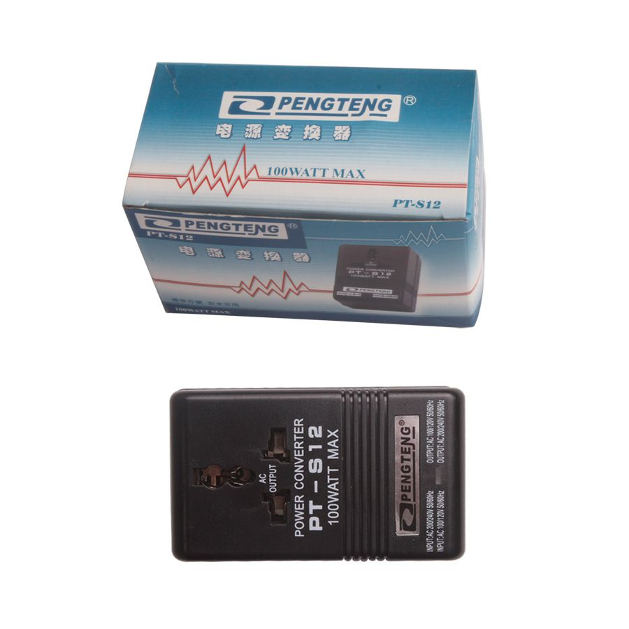 Step Up Down Voltage Converter 220V to 110V US Travel 100W