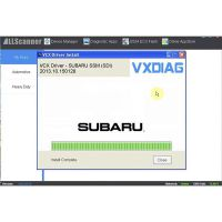 V2018.10 SUBARU SSM-III Software Update Package for VXDIAG Multi Diagnostic Tool