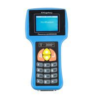 Latest Version T300 Key Programmer English Version Blue