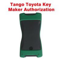 Tango Key Programmer Toyota Key Maker Authorization Service