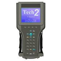 GM Tech2 Diagnostic Scanner For SAAB,OPEL,SUZUKI,ISUZU,Holden with TIS2000 Software Full Package