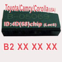 4D (68) Duplicable Chip B2XXX for Toyota/Camry/Corolla 10pcs/lot