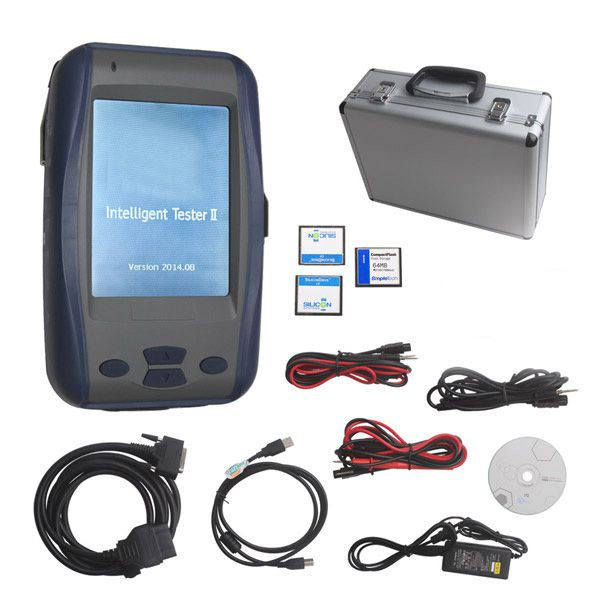 V2017.01 Denso Intelligent Tester IT2 for Toyota and Suzuki with Oscilloscope Function