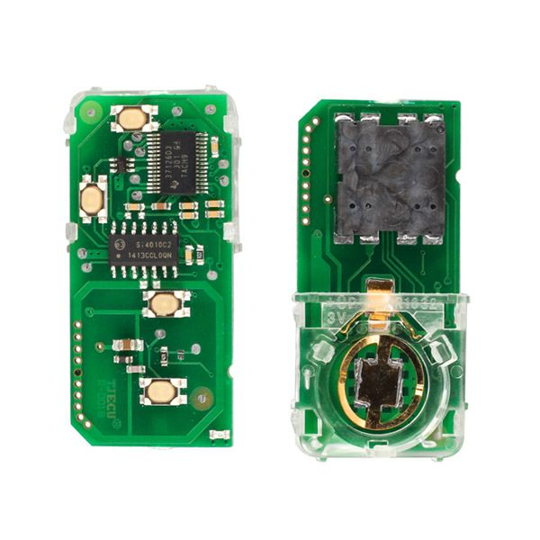 Smart card board 4buttons 314.3MHZ number :271451-5290-USA for Toyota