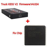 V2.08/V2.22 Truck Version KESS V2 Firmware V4.024 Manager Tuning Kit Master Version Plus Tokens Fix Chip