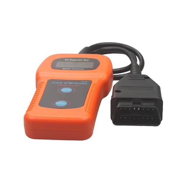 U281 CAN-BUS OBD OBD2 CODE READER/SCANNER for VW AUDI SEAT