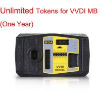 Unlimited Tokens for XhorseVVDI MB BGA Tool(One Year)