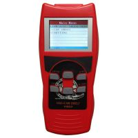 V-Scan V-A-G+CAN OBDII V802 Professional Car Diagnostic Tool with Colorful LCD Display