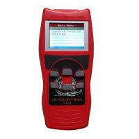 V801 V-a-g Auto Scanner for Vw/Audi/Seat/Skoda On Live Data/Oil Reset/Airbag Reset