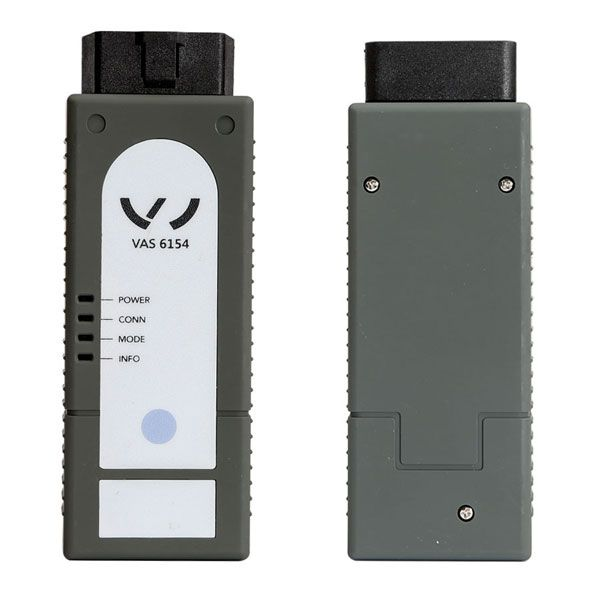 Newest WiFi VAS 6154 VAS6154 VAG Diagnostic Tool VW Audi Skoda with ODIS 4.4.1 Software Update Version of VAS 5054A
