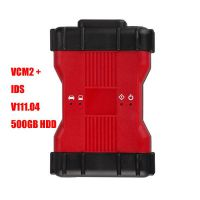 VCM2 VCM II Diagnostic Tool for Ford Best Quality + Ford IDS V111.04 500GB HDD Multi-Language