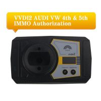 Promotion! VVDI2 AUDI VW 4th & 5th IMMO Functions Authorization Service