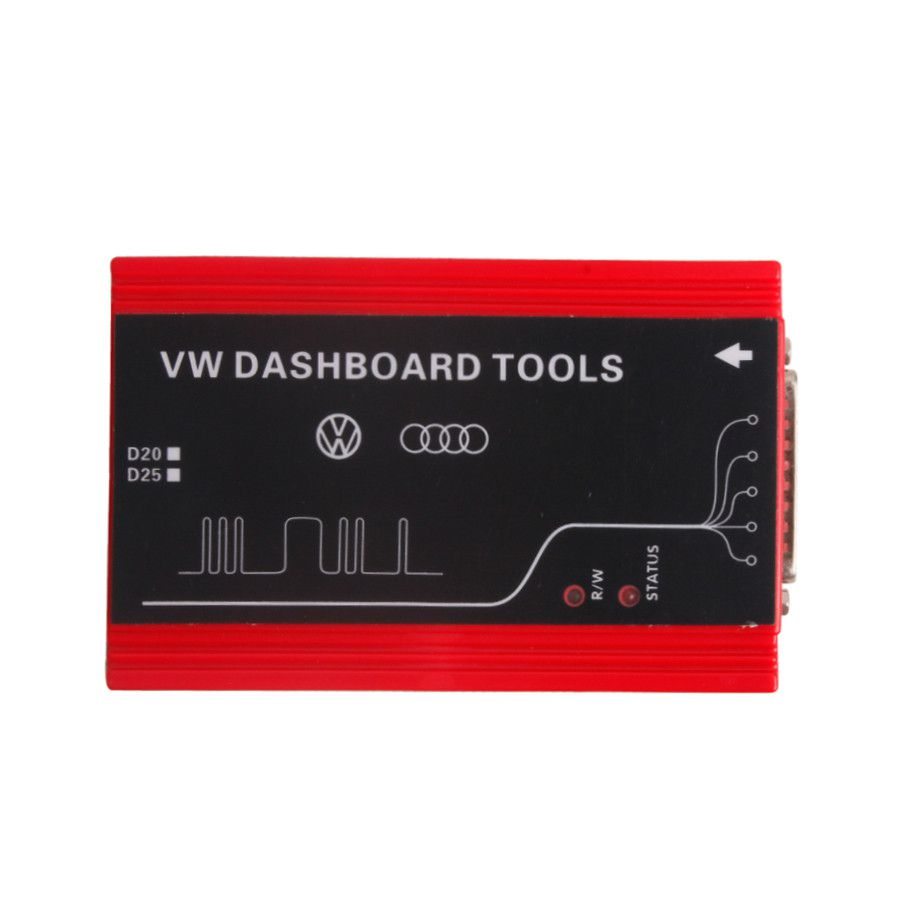 VW Dashboard Tools  mileage correction tool (Support AUDI A3 TT) For AUDI/VW after 2007