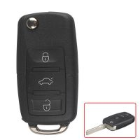 Remote Key 3 Button 1 JO 959 753 B 433Mhz For South America VW
