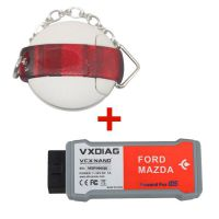 VXDIAG VCX NANO for Ford/Mazda 2 in 1 with IDS V97 Plus Ford Outcode/Incode Calculator +SW Dongle+2000 Tokens