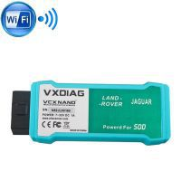 WIFI version VXDIAG VCX NANO for Land Rover and Jaguar Software V158