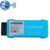 WIFI VXDIAG VCX NANO for TOYOTA TIS Techstream V13.00.022 Working for SAE J2534