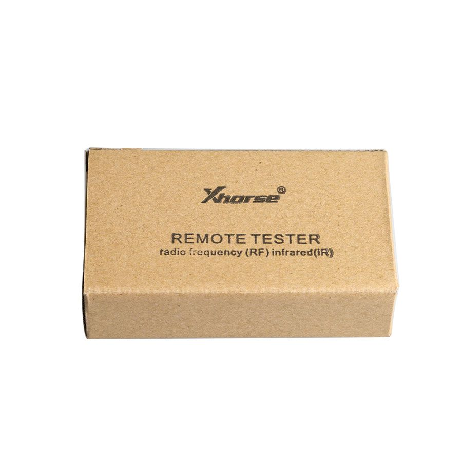 Xhorse Remote Tester for Radio Frequency Infrared Free Shipping