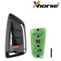 Xhorse XSKF21EN VVDI Memoeial Knife Style-4BTN 5pcs/lot
