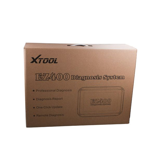 Promotion WiFi XTOOL EZ400 Diagnosis System Supports Android and Free Online Update Same As Xtool PS90 Get Free XTOOL IOBD2 Mini