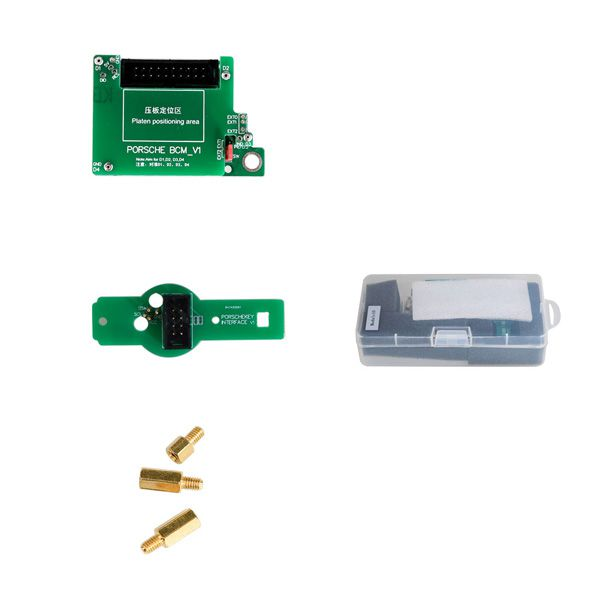 Yanhua Mini ACDP Porsche BCM Key Programming Module for new Porsche 2010-2018 Add Key and All Keys Lost Supports Key Reset/Reflash