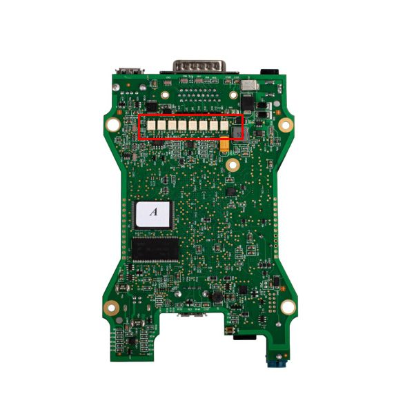 ford vcm ii wifi pcb board