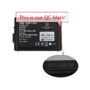 BMW ICOM A3 QC MARK