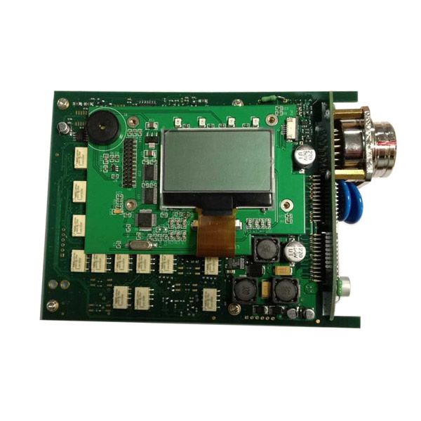MB SD C4 PAB Board Display 2