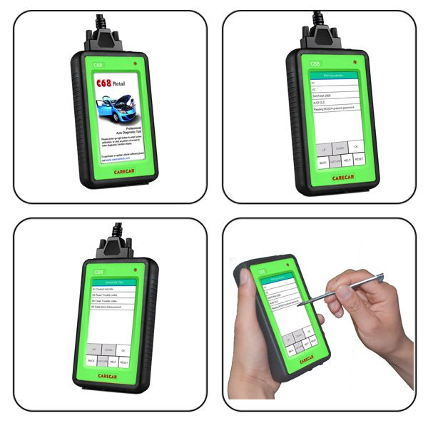 carecar c68 auto diagnostic tool