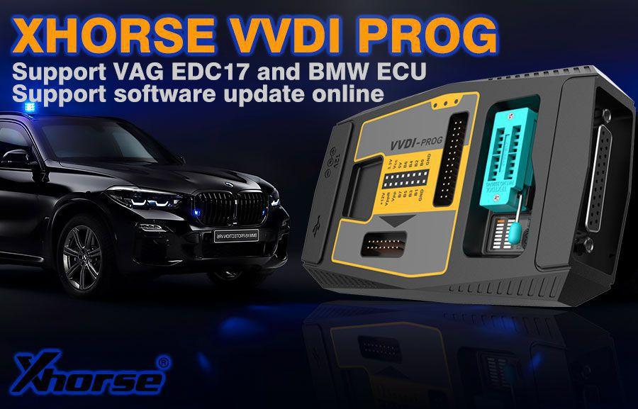 VVDI PROG Programmer QC Mark